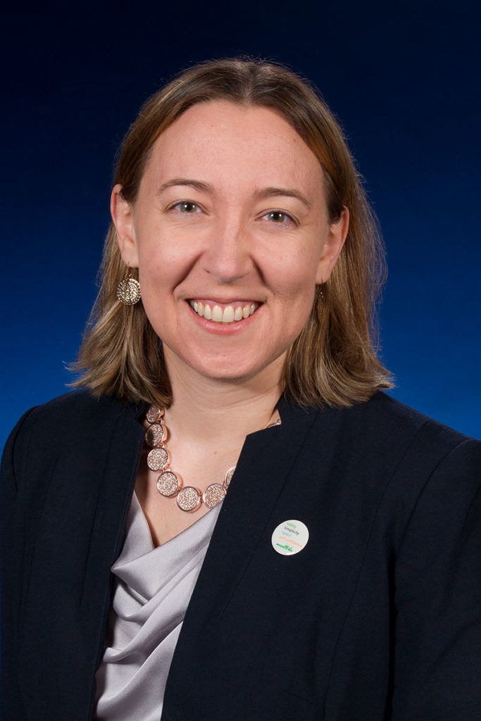 Headshot of Mary Haas, Rotoflow General Manager